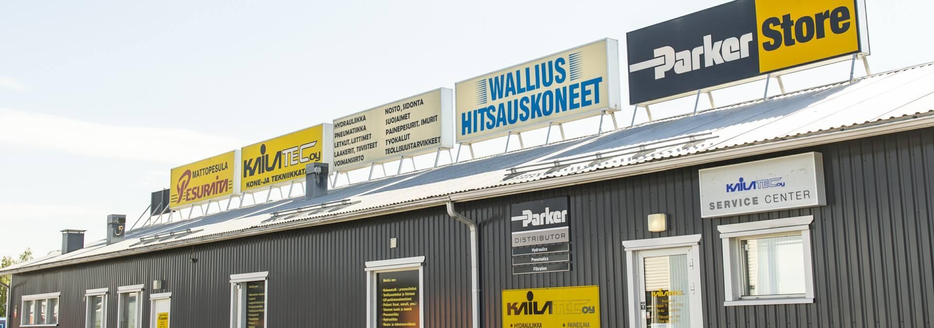 Kailatec Oy - Yritysesittely